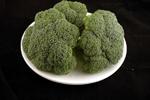 588 грамм брокколи=200 калорий