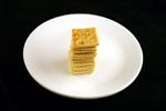 50 грамм соленых крекеров=200 калорий