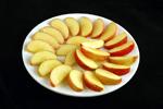 385 грамм яблок=200 калорий