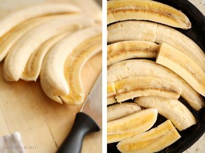 20 minute meals Пирог с бананами и карамелью Тесто Бананы