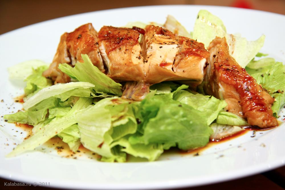 Рецепт куриной грудки в соевом соусе с пошагово