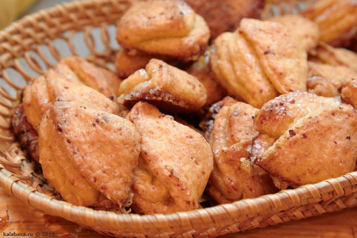Печенье поцелуйчики без творога рецепт пошагово
