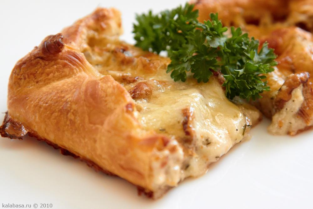 Pirogi pizza baking and bread vse podryad пирог с грибами