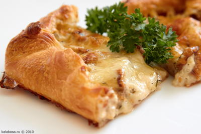pirogi pizza baking and bread vse podryad Пирог с грибами и <a href=