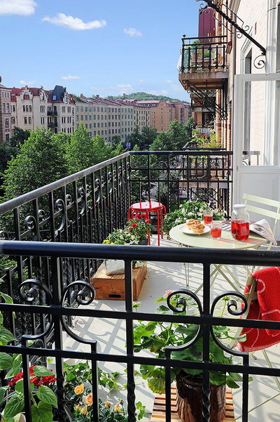 food foto beautiful food vse podryad  На балконе
