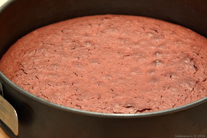 sweet cakes sweet vse podryad  Чизкейк на брауневой основе Шоколад Сметана Маскарпоне