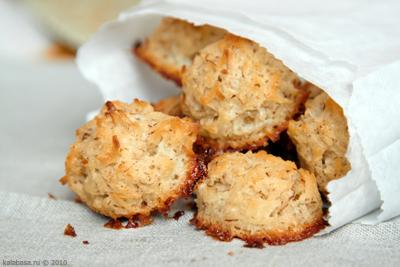 sweet cookies vse podryad  Быстрое кокосовое печенье Кокос