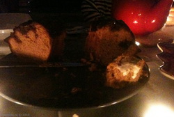 sweet pie and cakes vse podryad  Кофейный кекс с корицей, кофейным сиропом и шоколадной глазурью Шоколад Сметана Кофе