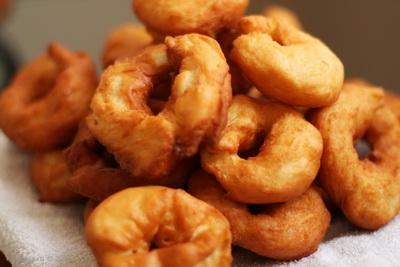 sweet cookies vse podryad  Пончики Тесто