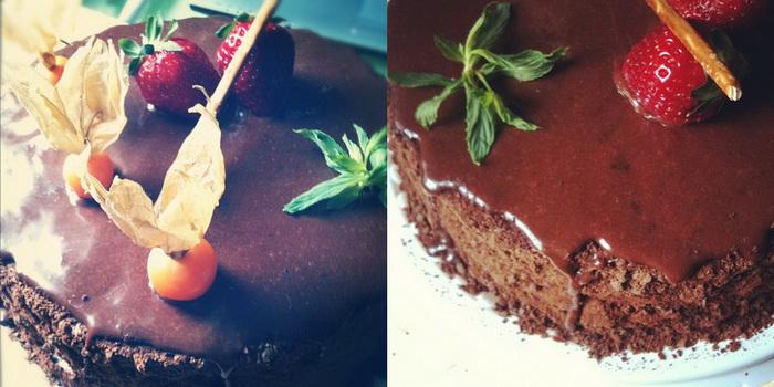 food photography  Про завтраки, тортики и вообще еду в объективе iPhone