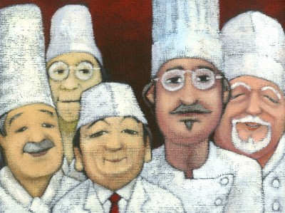recipe book vse podryad  Что такое повар?