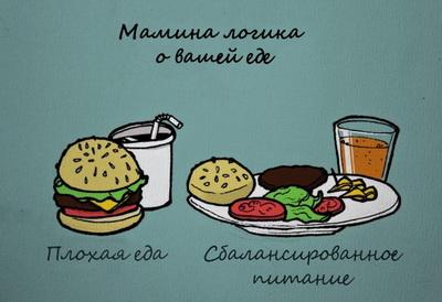 food foto beautiful food vse podryad  Бургер: плохой или хороший?