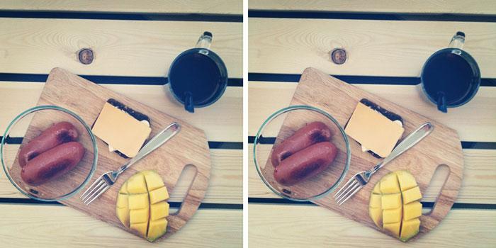 food photography  Про завтрак и завтрашний праздник мой