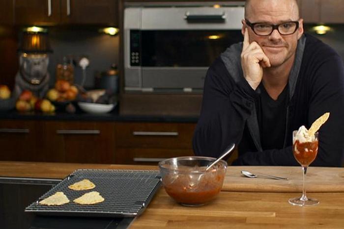 video  Как готовить как Хестон. Шоколад
