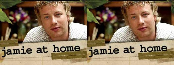 video  Джейми у себя дома. Перец