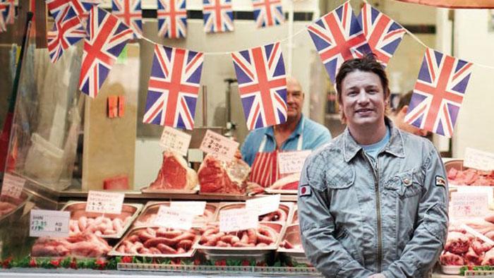 video  Великобритания Джейми. Вторая серия. Йоркшир