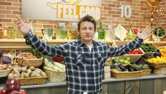 video  Джейми Оливер. Обед за 30 минут. Курица, картофель, шпинат и мороженое