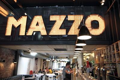 food foto beautiful food vse podryad  Ресторан Mazzo в Амстердаме