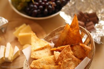 bread special food baking and bread 20 minute meals  Быстрые чипсы из тонкого лаваша Хлеб