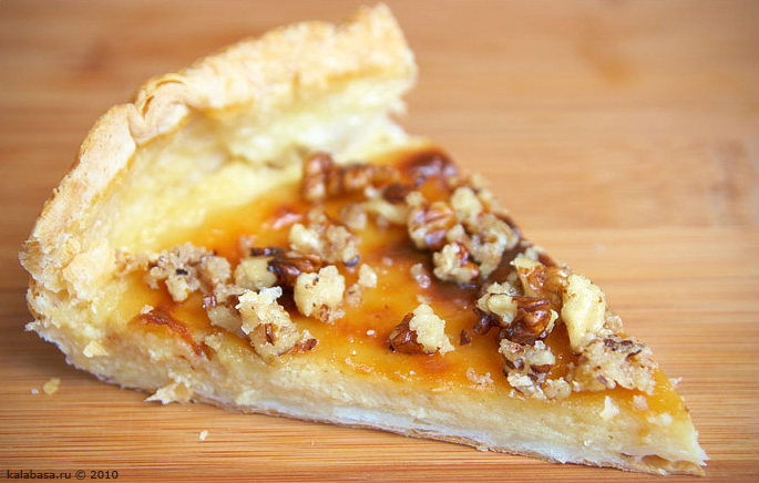 sweet pie and cakes  Пирог с тыквой и сгущенкой  Тыква Сгущенка