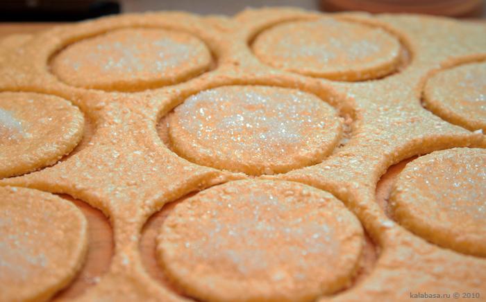 sweet cookies vse podryad  Печенье новогодне подарочное) Творог