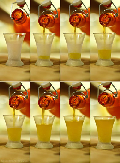 make drinks holiday recipes special food drinks  Оранчелло Водка Апельсины