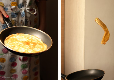 special food breakfast recipes vse podryad  Блинчики Яйца