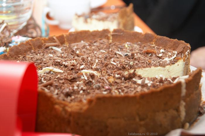 sweet cakes sweet calendar vse podryad  20 февраля и немного про чизкейк с тыквой Тыква Творог Маскарпоне