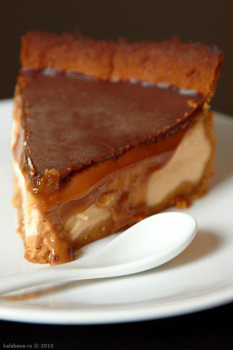 sweet cakes sweet vse podryad  Творожник, а ля чизкейк. С двойной глазурью Шоколад Творог Сгущенка