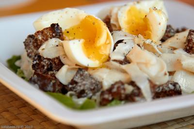 salaty special food vegetable salads vse podryad 20 minute meals  Салат с редькой и яйцом Яйца Хлеб Редька Зелень